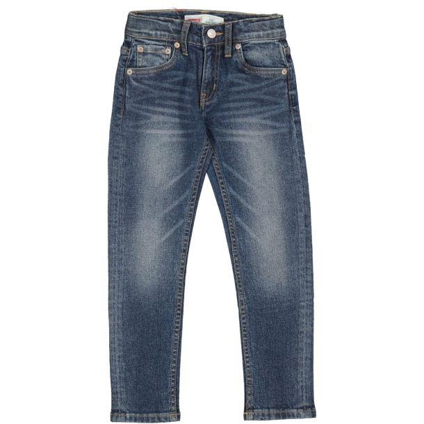 Boys Levi's Denim Skinny Jeans