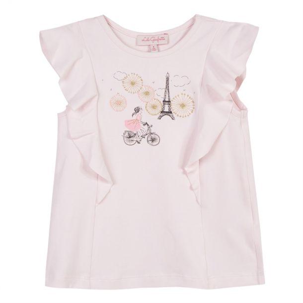 Girls Paris Hearts Vest