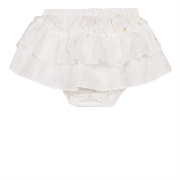 Baby Girls Glitter Spot Skirt