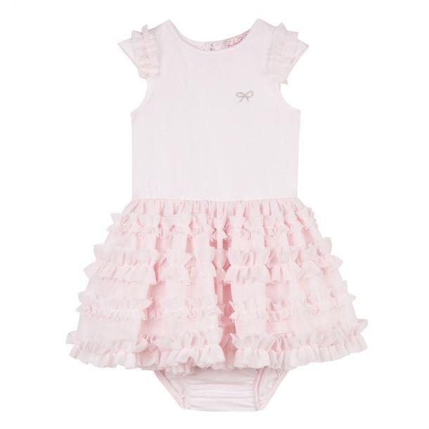 Baby Girls Frilled Skirt Dress
