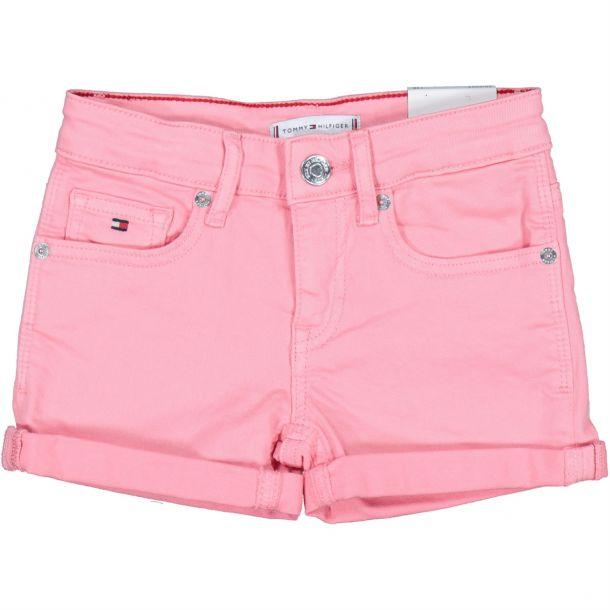 Girls Pale Pink Nora Shorts