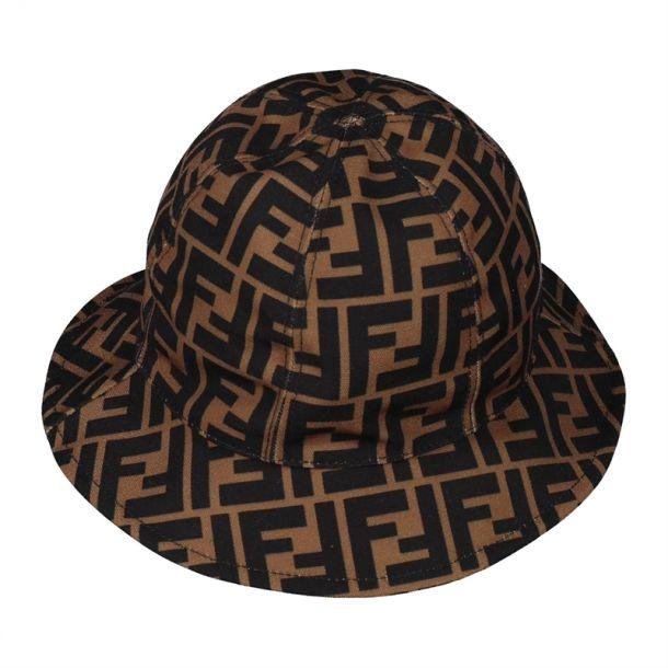 Baby Ff Logo Bucket Hat