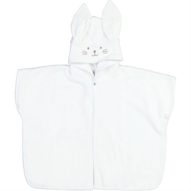 Baby Bunny Ears Hooded Towel