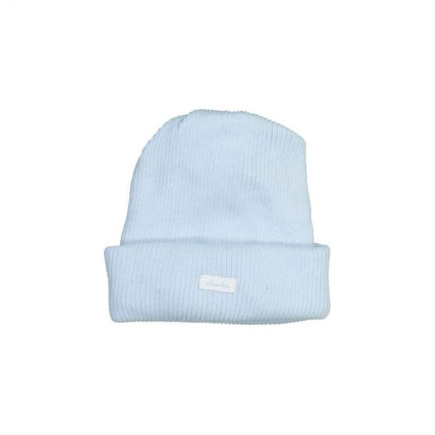 Baby Boys Ribbed Cotton Hat