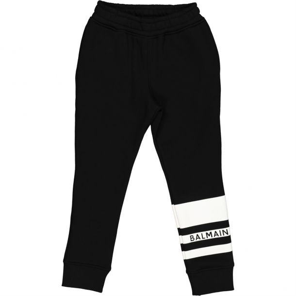 Boys Branded Jersey Track Pant