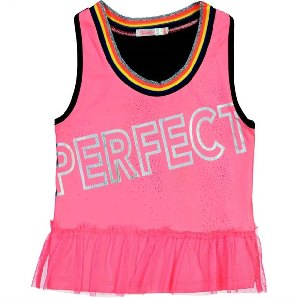 Girls 'perfect' Sleeveless Top