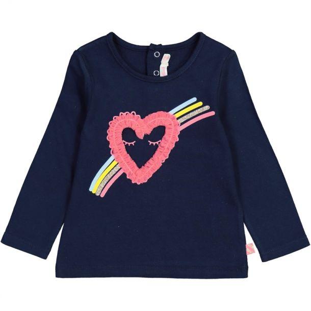 Baby Girls Rainbow T-shirt