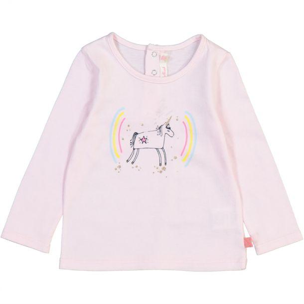 Baby Girls Unicorn T-shirt