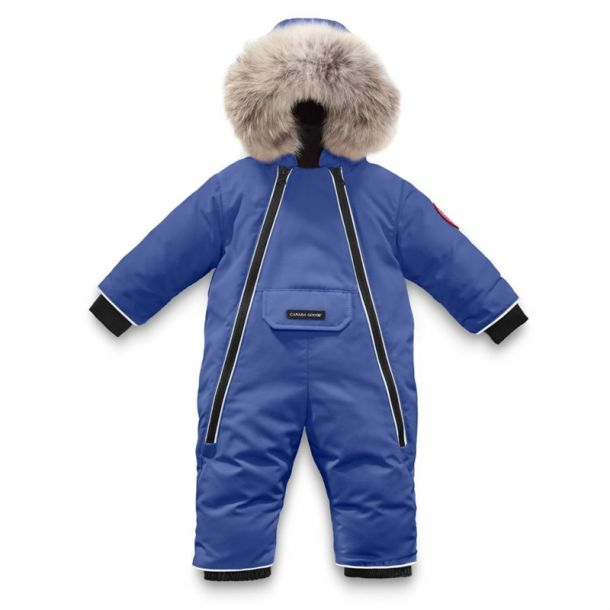 Baby Lamb Down Snowsuit