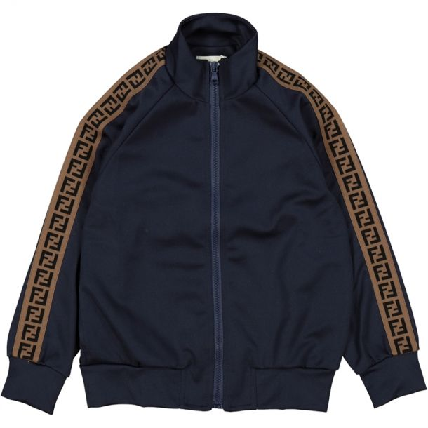 Boys Ff Branded Zip Up