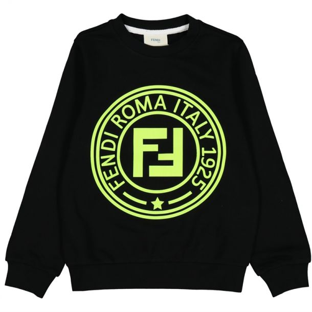 Boys Fendi Branded Sweatshirt