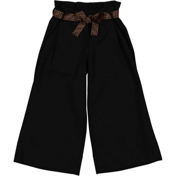 Girls Ff Belted Culottes