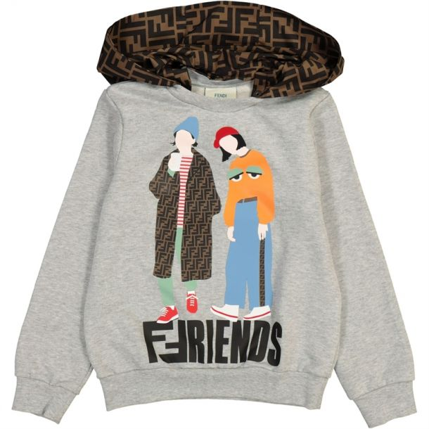 Girls Ffriend Printed Sweat