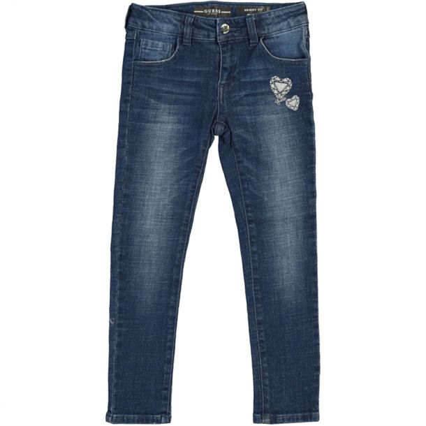 Girls Guess Denim Jeans