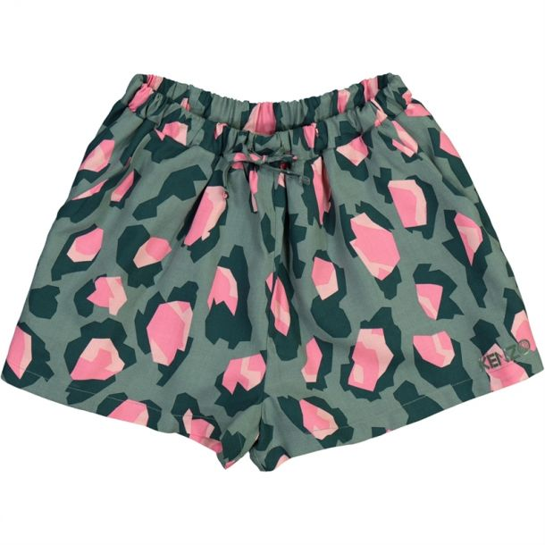 Girls Jungle Print Shorts