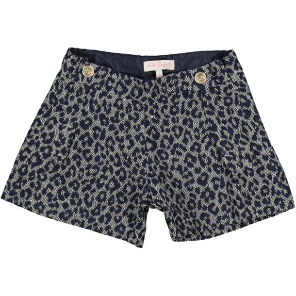 Girls 'lagathe' Jacquard Shorts