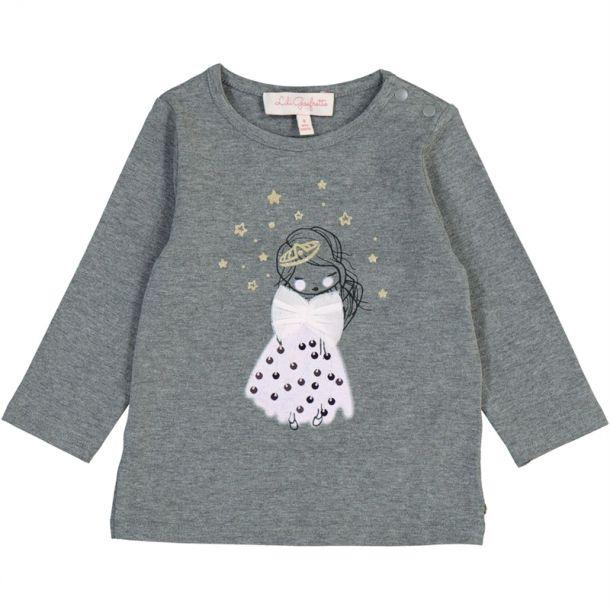 Baby Girls Angel T-shirt