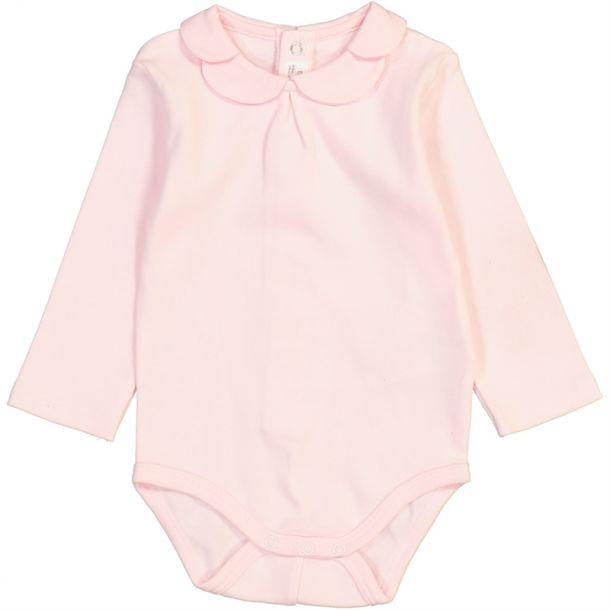 Baby Girls Pink Bodysuit