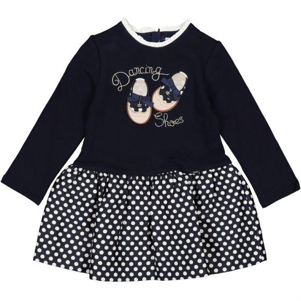 Baby Girls Dancing Shoes Dress