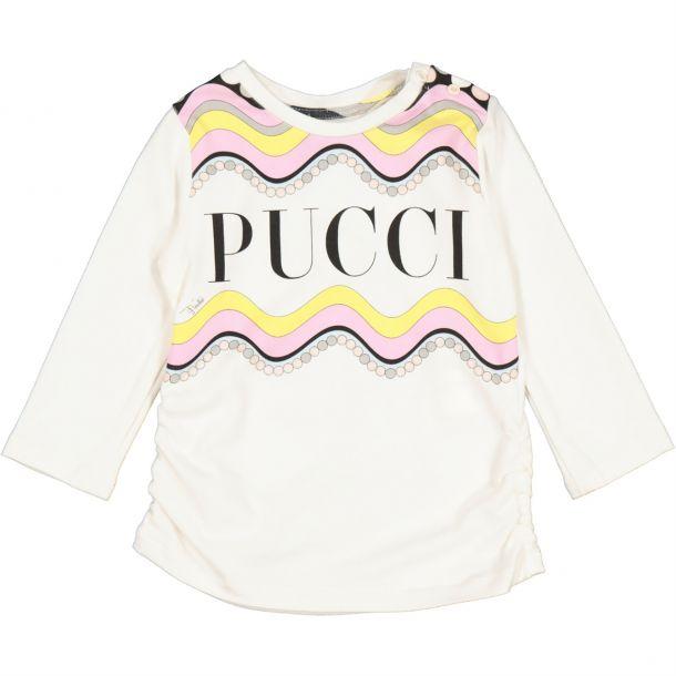 Baby Girls Pucci Print T-shirt