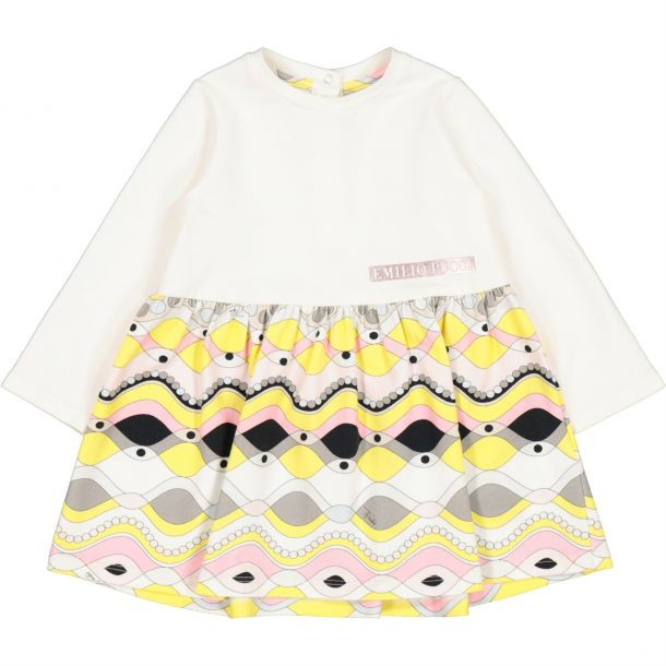 Baby Girls Pucci Print Dress