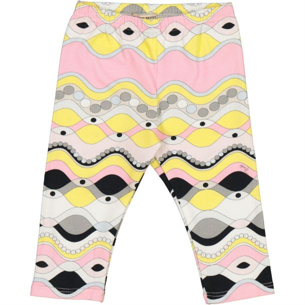 Baby Girls Pucci Print Legging