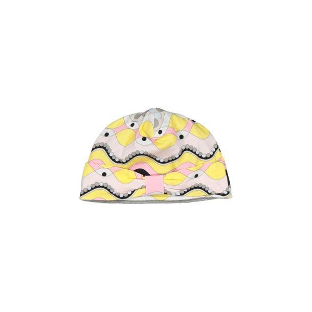 Baby Girls Pucci Print Hat