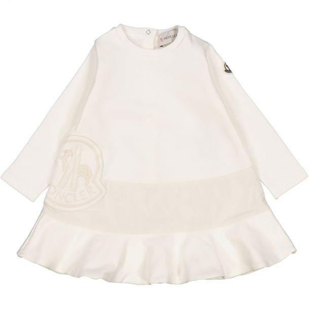 Baby Girls Ivory Dress