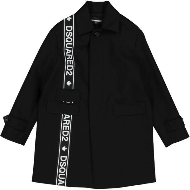 Boys Branded Coat