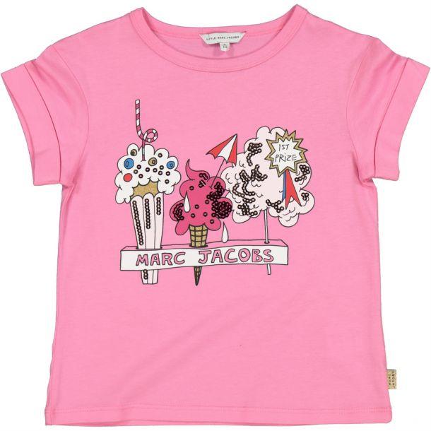 Girls Ice Cream T-shirt