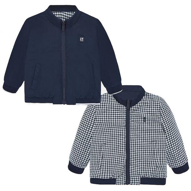 Baby Boys Reversible Jacket