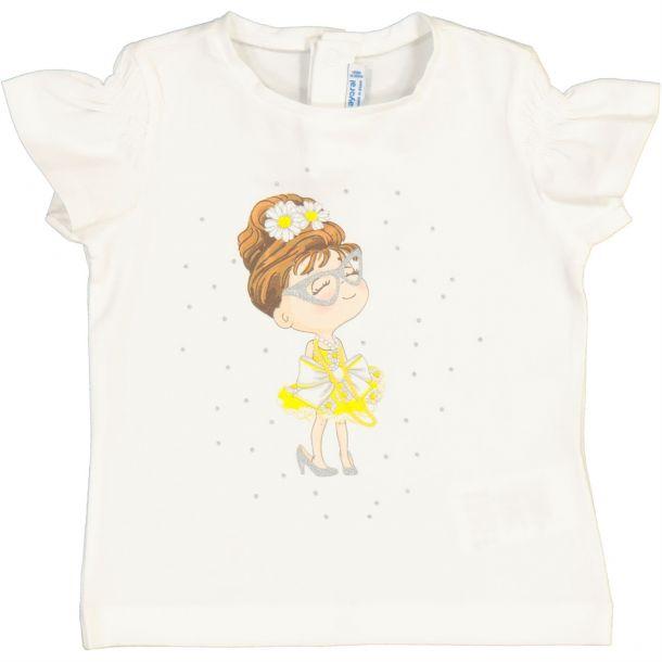 Baby Girls Daisy Girl T-shirt