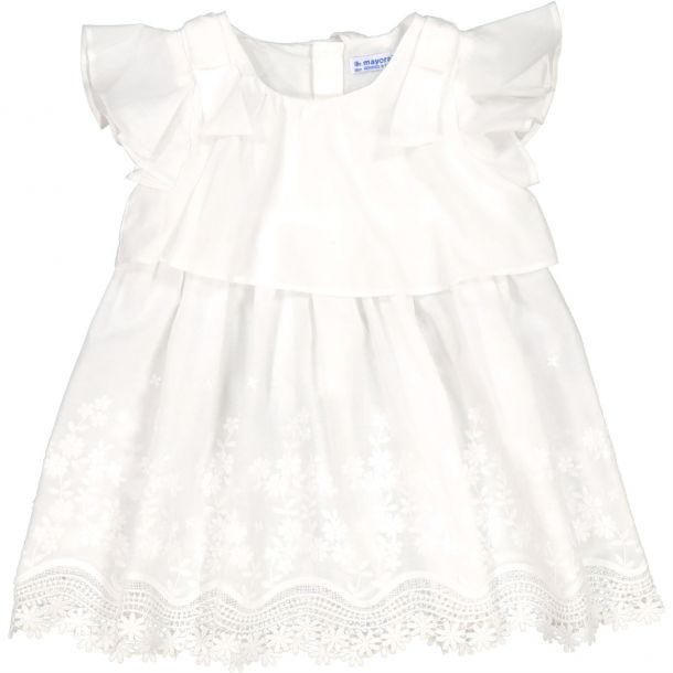 Baby Girls Embroidered Dress
