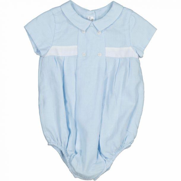 Baby Boys Blue Shortie