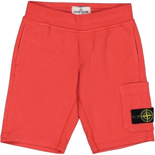 Boys Red Badge Shorts