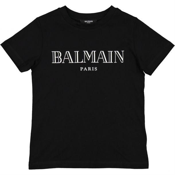 Boys Black Classic T-shirt
