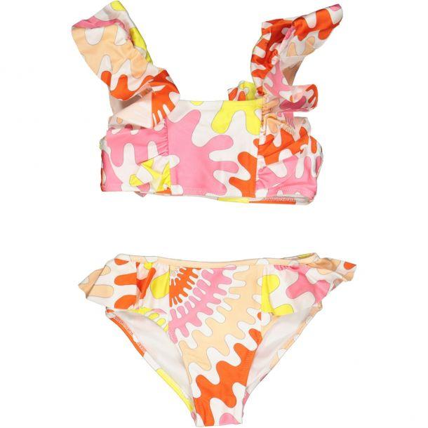 Girls Pucci Print Bikini