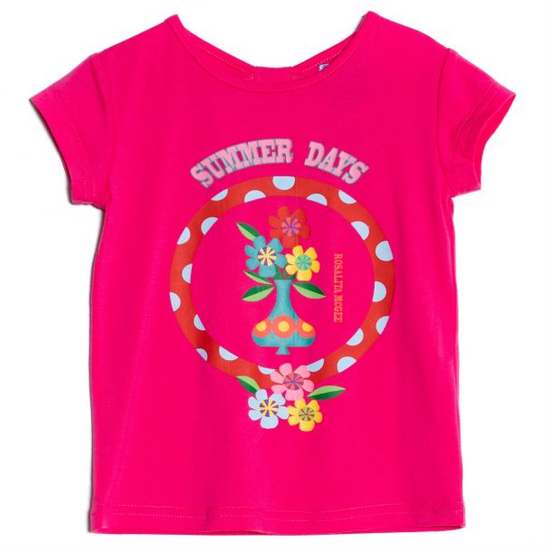 Girls Algonquin T-shirt