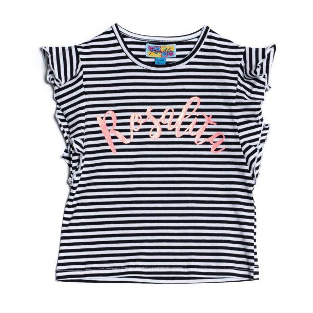 Girls Granville Stripe T-shirt