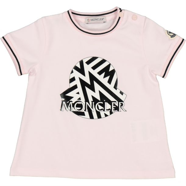 Baby Girls Branded T-shirt