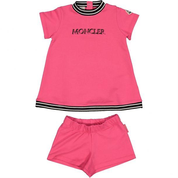 Baby Girls Cotton Short Set