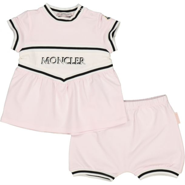 Baby Girls Cotton Short Set
