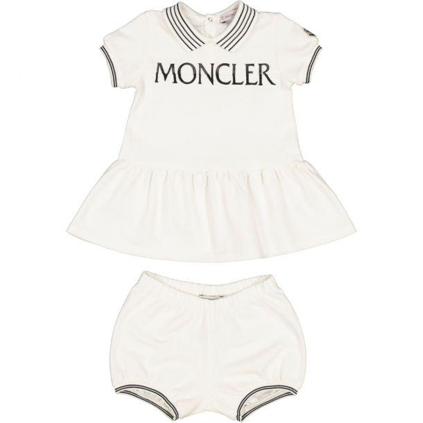 Baby Girls Branded Short Set