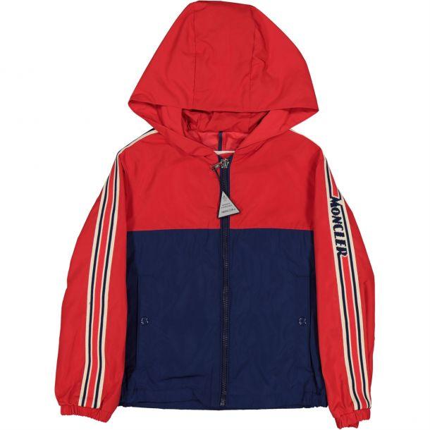 Boys Gittaz Red & Blue Jacket