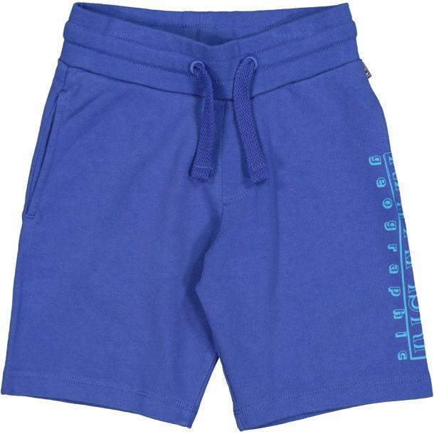 Boys Blue Jersey Shorts