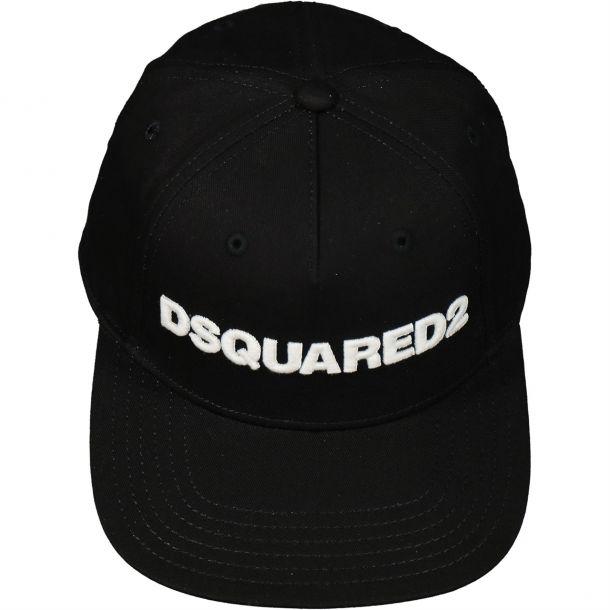 Boys Dsquared Branded Cap
