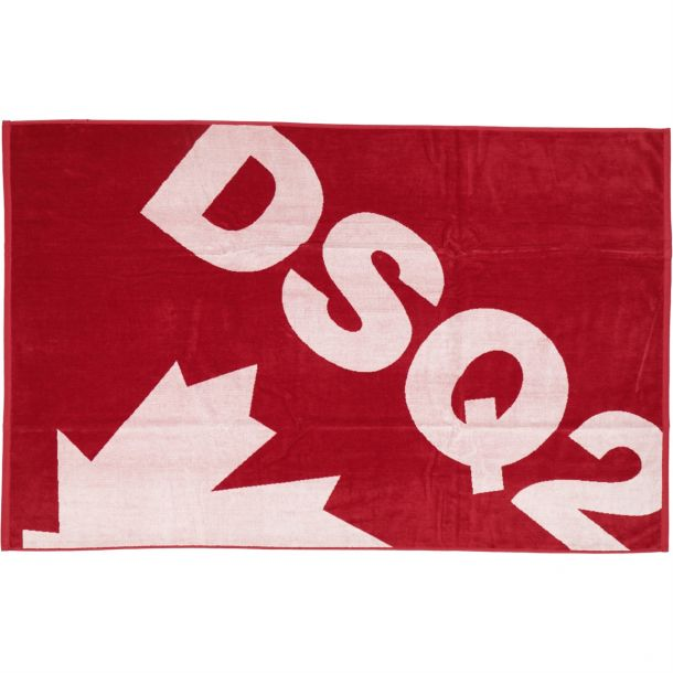 Boys Dsquared Branded Towel
