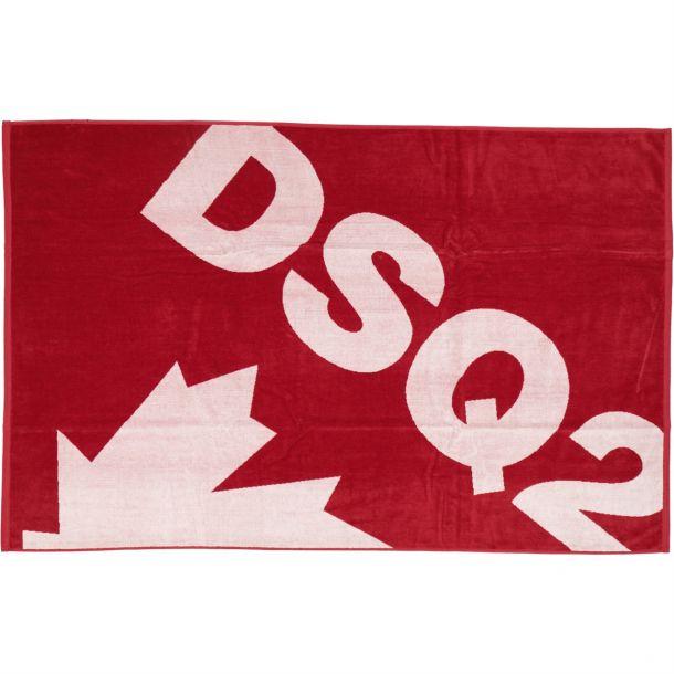 Boys Dsquared Branded Towel