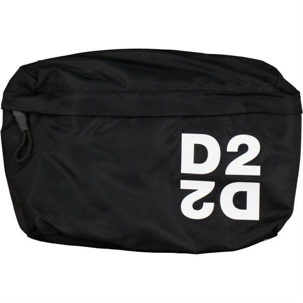 Boys Double 'd2' Branded Bag