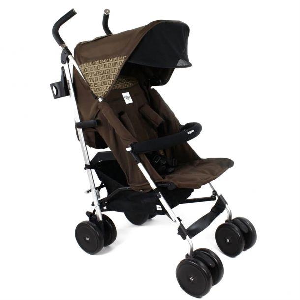 Fendi Brown Stroller